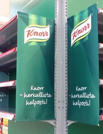 Knorr-hyllypuhuja